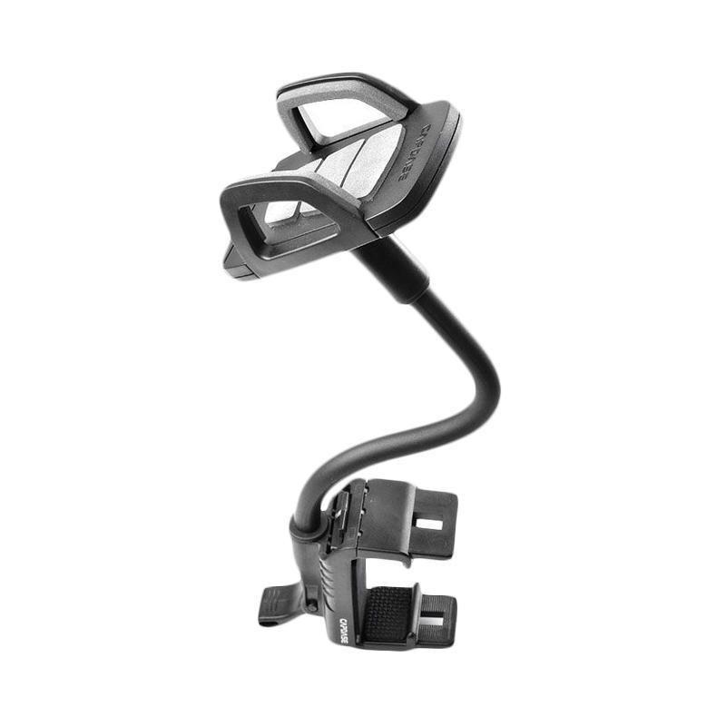 Capdase Rearview Mirror Car Holder - Hitam