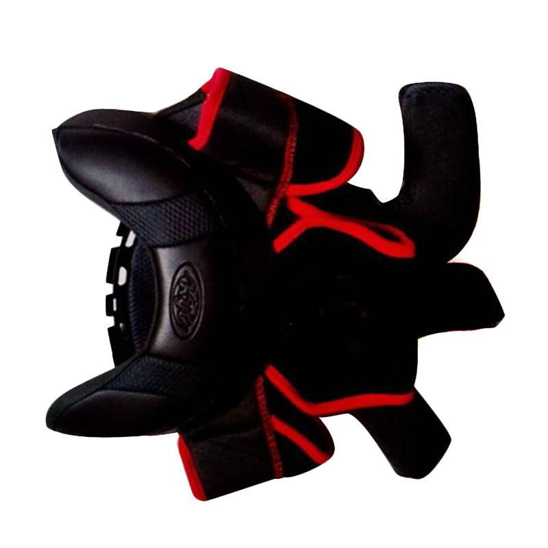 harga KYT Scorpion King Spon Busa Helm - Black Red Blibli.com