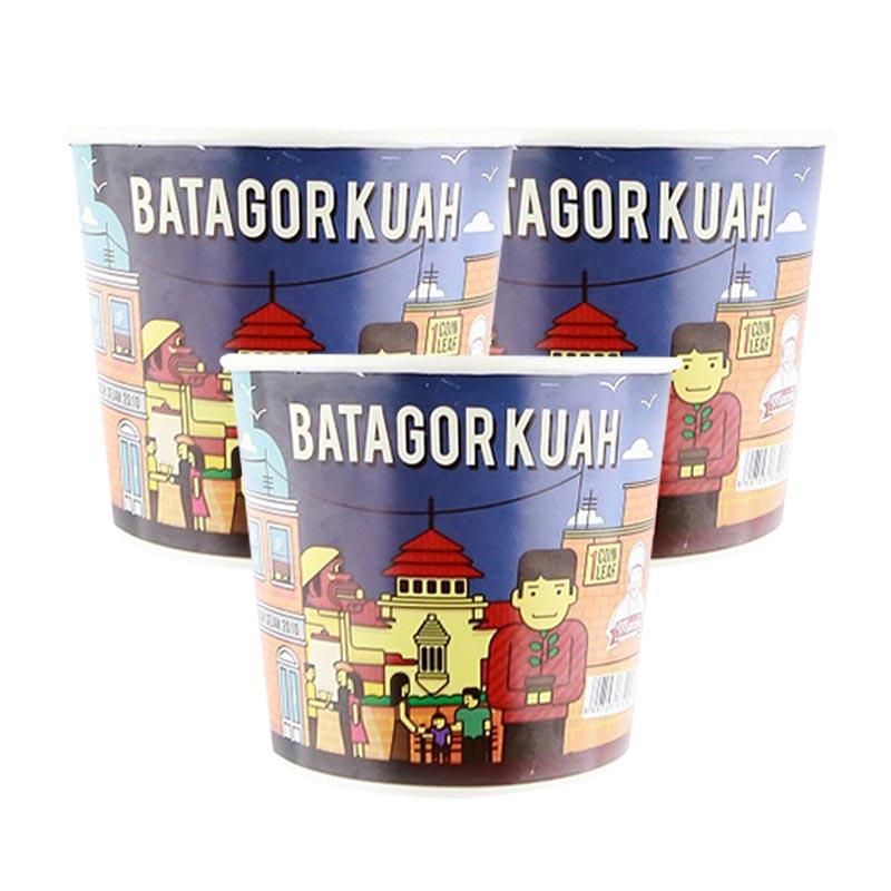 Maicih Batagor Kuah Rasa Original Level 3 [3 Cup]