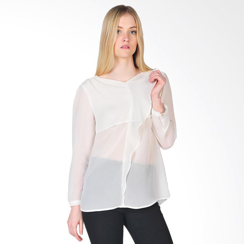 SJO & Simpaply Zenita Natural Women's Blouse