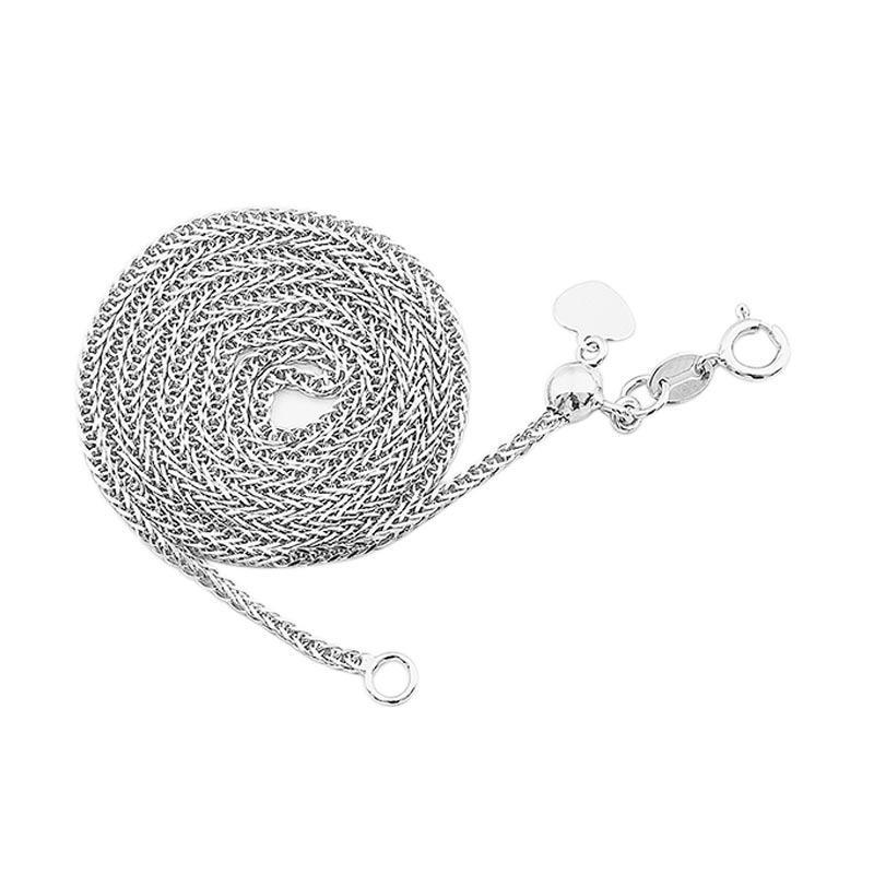 Kalung Emas Kadar 75 - Edge Gold Necklace