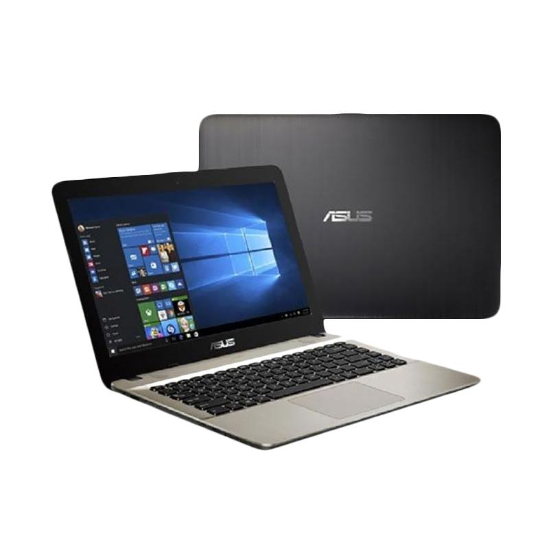 Asus X441NA-BX001 Notebook - Black [14Inch/ N3350/ 2GB]