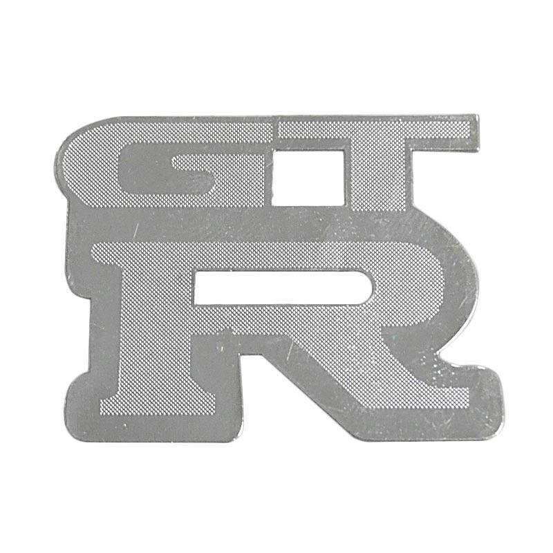 SIV STI S GTR Sticker Decal Logo GT-R Small