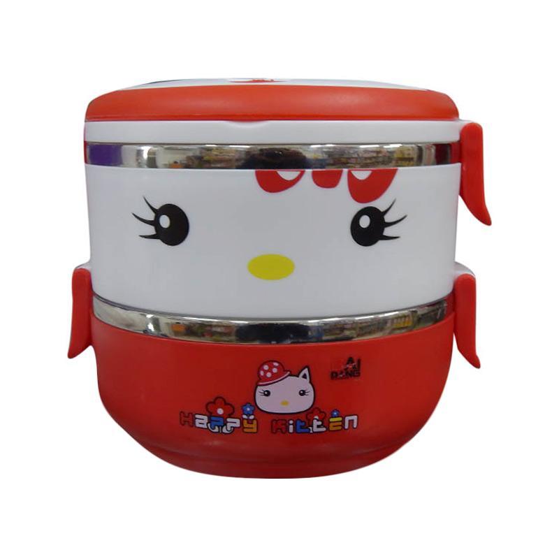 harga Wonderland Bai Dang Lunch Box [2 Layers] Blibli.com