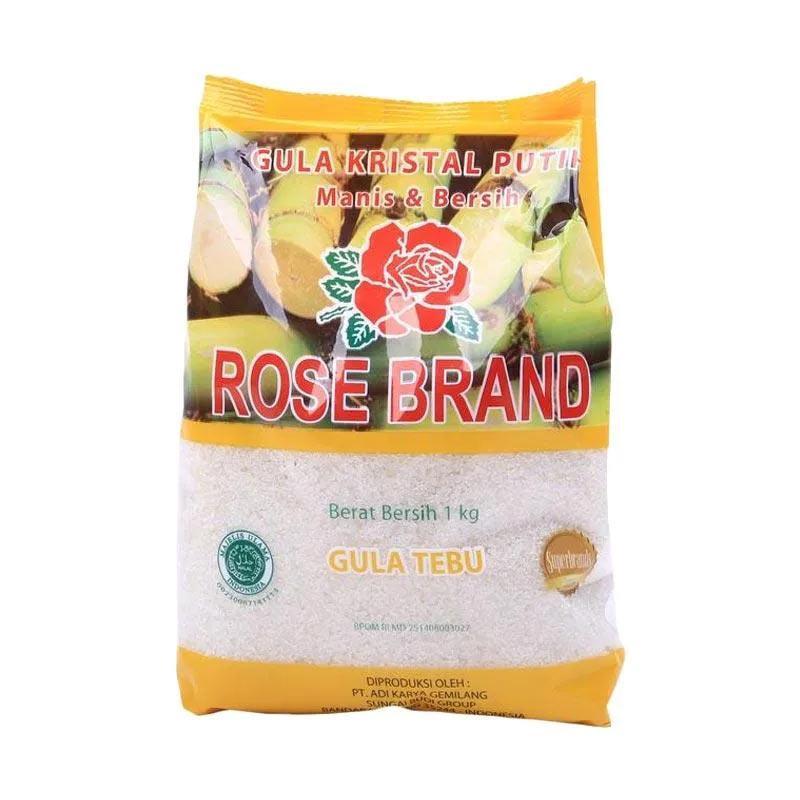 harga Rose Brand Tebu Gula Pasir [1 kg] Blibli.com