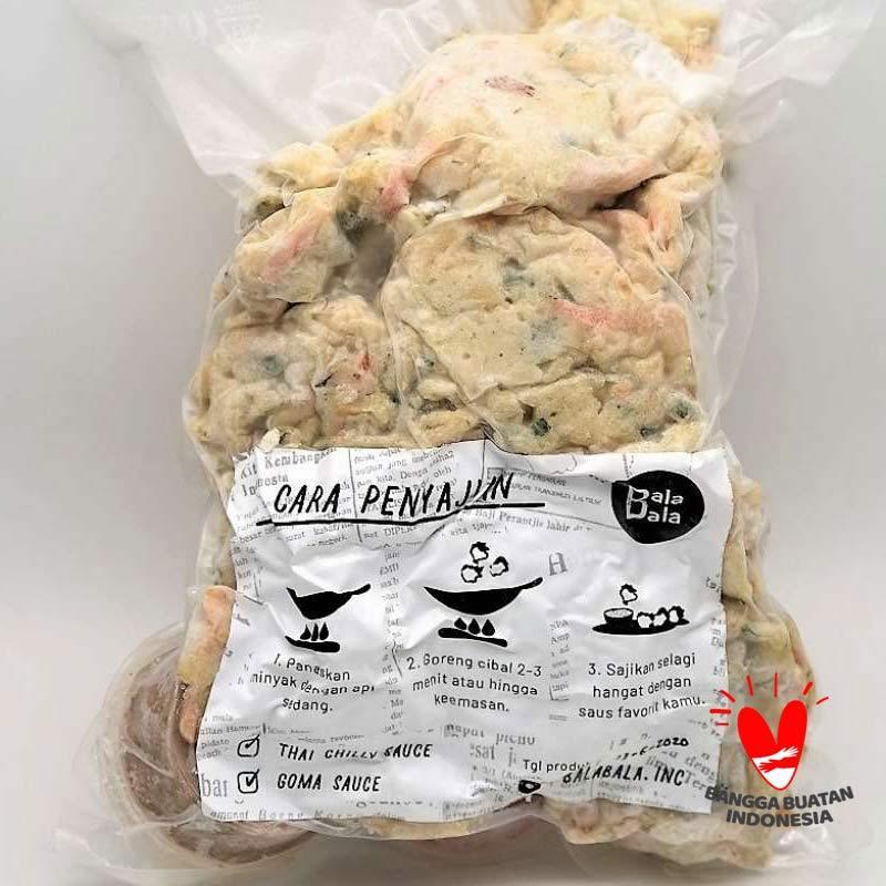 BalaBala inc Frozen Cibal isi 20pc 2 cup sauce