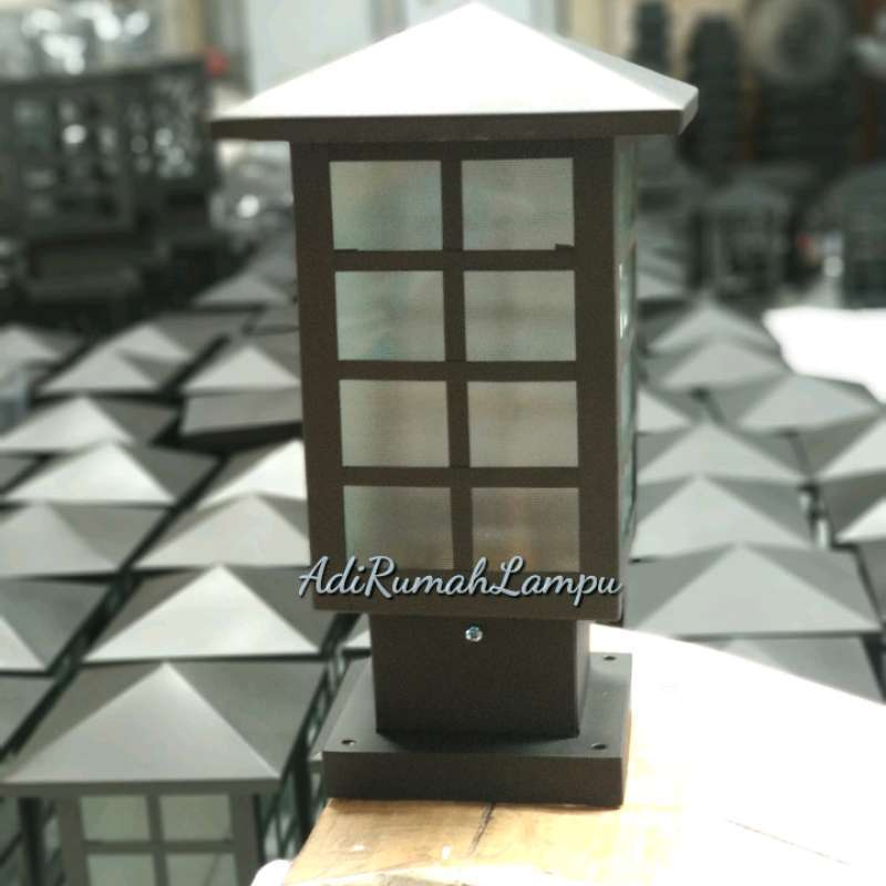 Jual Lampu Taman Dinding Pagar Pk03 Online April 2021 Blibli