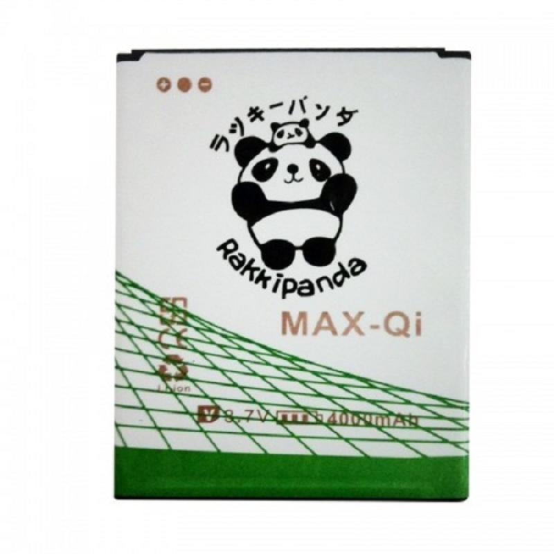 RAKKIPANDA Battery Double Power IC for Andromax Max Qi/E2+/U2