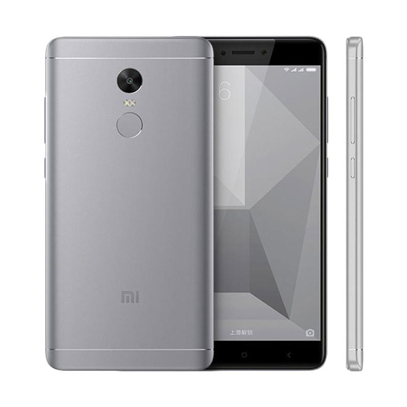 Xiaomi Redmi Note 4X Smartphone - Grey [32GB/ 3GB]