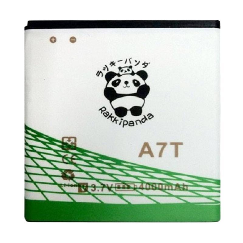 RAKKIPANDA Double Power IC Battery for Evercoss A7T/A7T+/A8T/A25