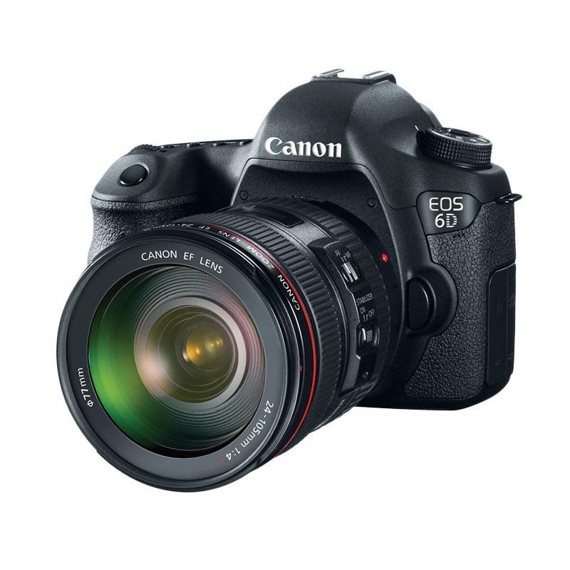 Canon EOS 6D WG Kit 24-105 L USM Kamera DSLR