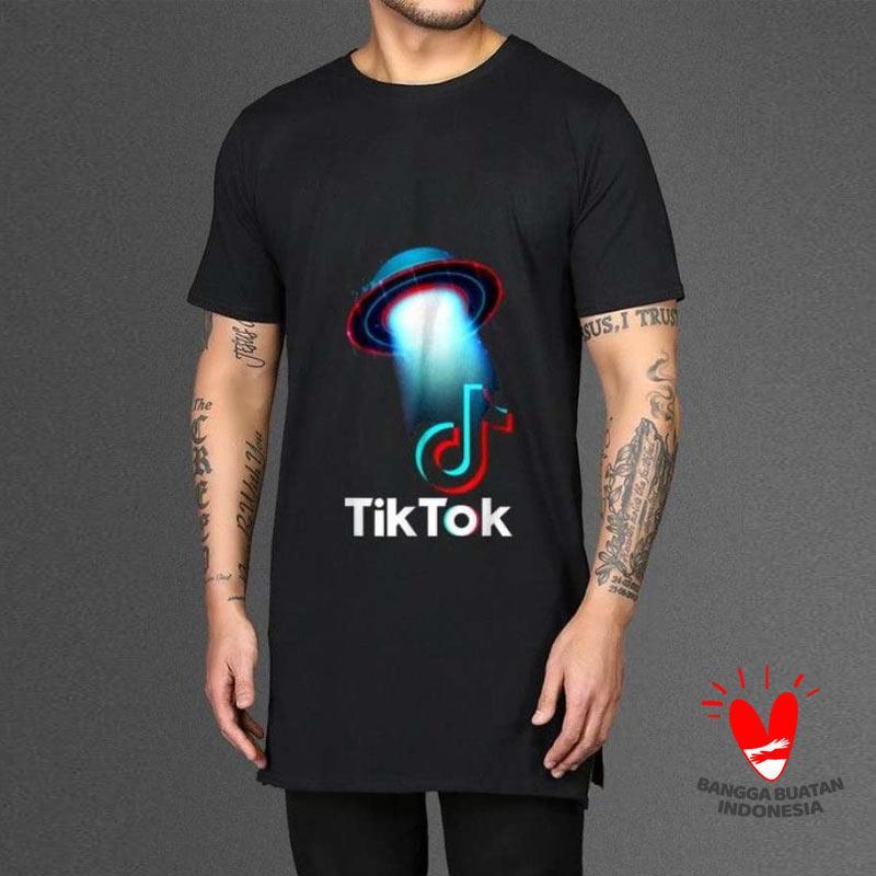 Kaos Tiktok Baju Tshirt Distro Print Gaul Tik Tok Terbaru Agustus 2021 Harga Murah Kualitas Terjamin Blibli