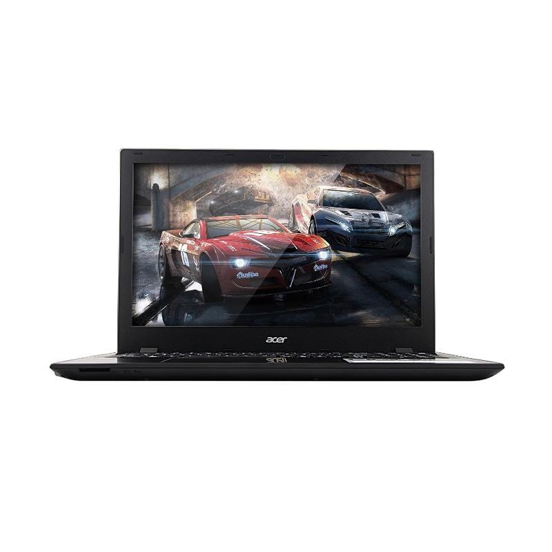 Acer Aspire E5-523G-96NN Notebook - Hitam [AMD A9-9410 Radeon R5/ RAM 4GB DDR4/ HDD 500GB/ VGA MD Radeon R5 M430/ Windows 10]
