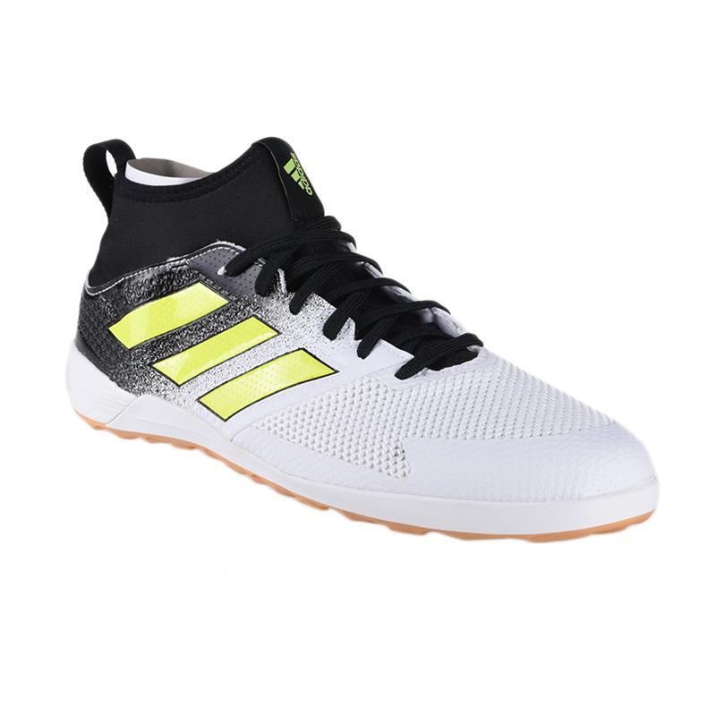 e4f558b5ea5d2 adidas Men Football Ace Tango 17.3 IN Sepatu Bola - White (CG3707)