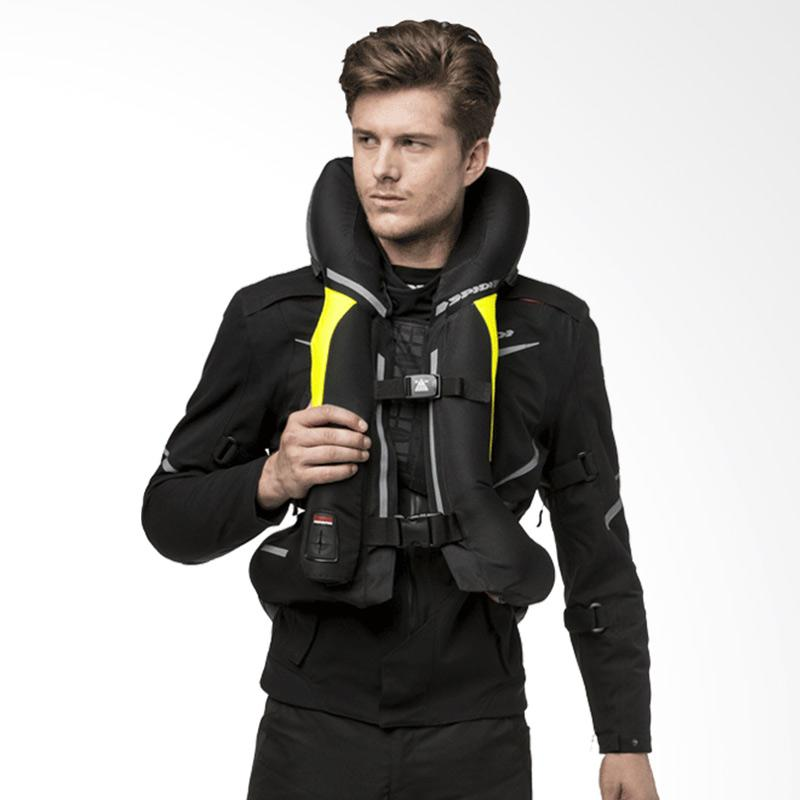 Spidi Full DPS Vest Protector - Yellow Fluo