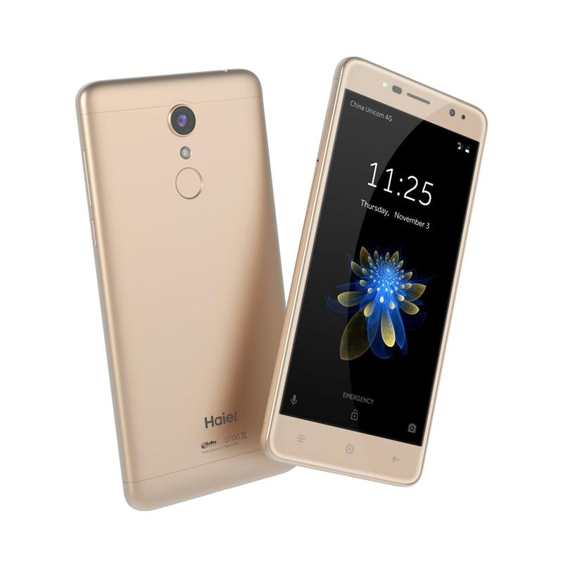 Haier Leisure L7 Smartphone - Gold [32GB /3GB]