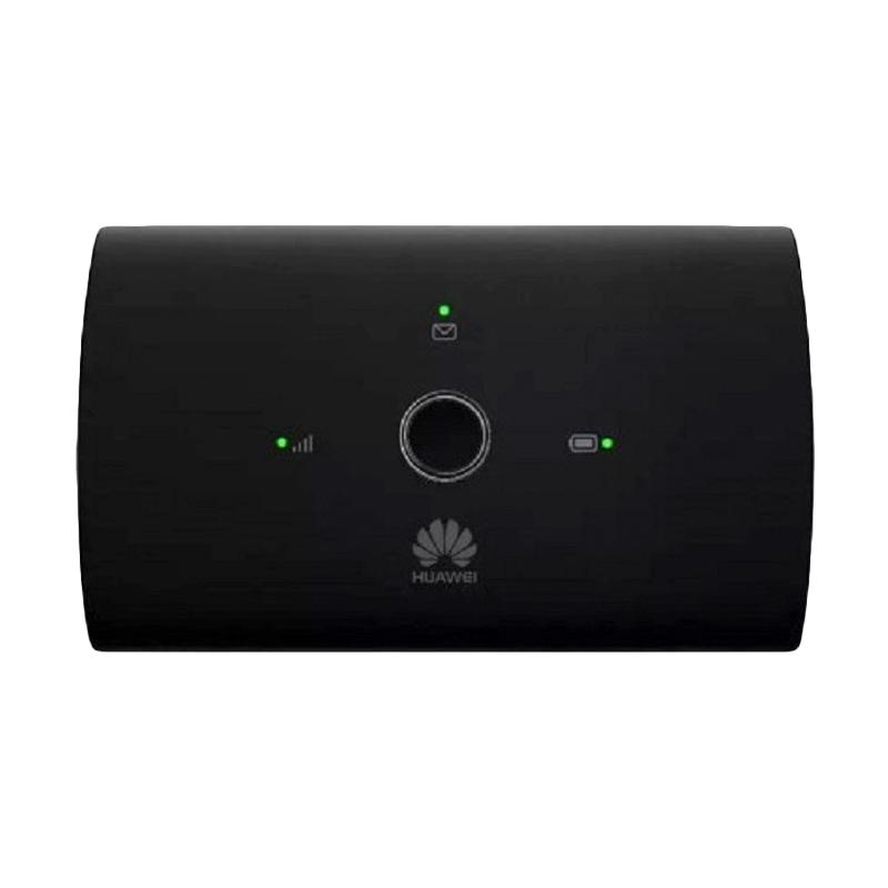 Huawei E5673 4G LTE Modem MiFi - Hitam [Extra 14GB Data]