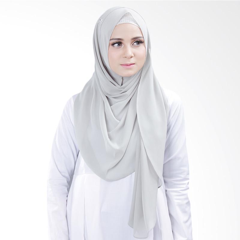 Cantik kerudung Bella Queen Hijab Instant - Dusty Green No.10