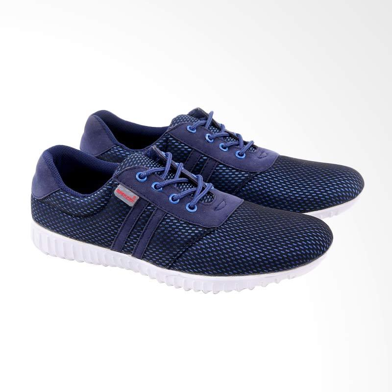 Garucci Sneakers Shoes - Blue GCM 1233
