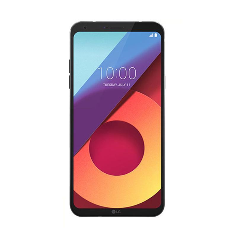 LG Q6 Smartphone - Black [32GB/ 3GB] - GARANSI RESMI LG INDONESIA