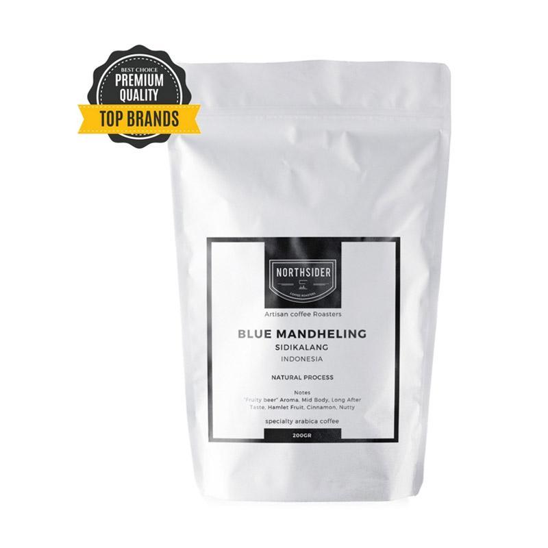 Northsider Blue Mandheling Sidikalang Natural Process Specialty Arabica Coffee