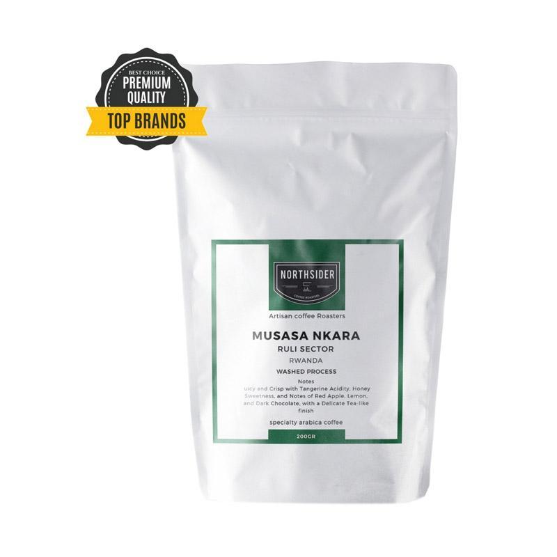 Northsider Musasa Nkara Arabica specialty Coffee Washed Rwanda Kopi