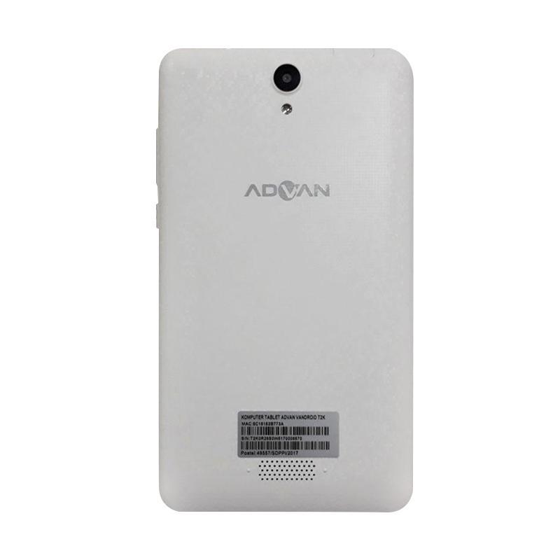 Advan T2K Tablet Vandroid - White [512MB/8GB]