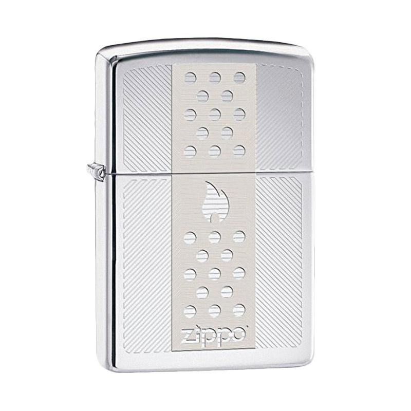 Zippo Chimney High Polish Chrome Pocket Lighter