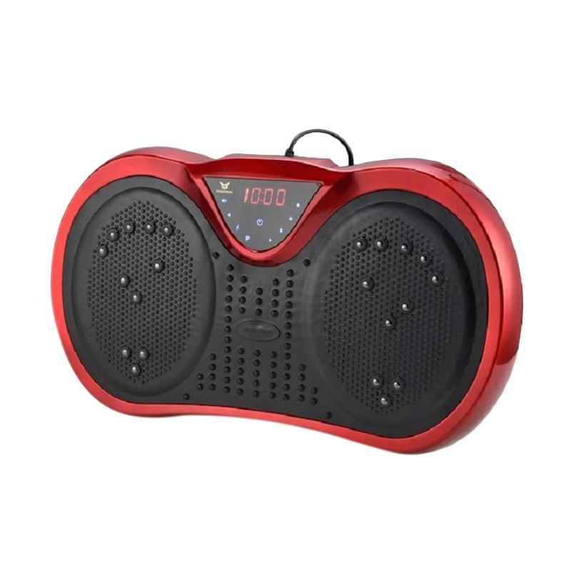 Grosir Plus Crazy Fit Massage Peralatan Fitness - Red
