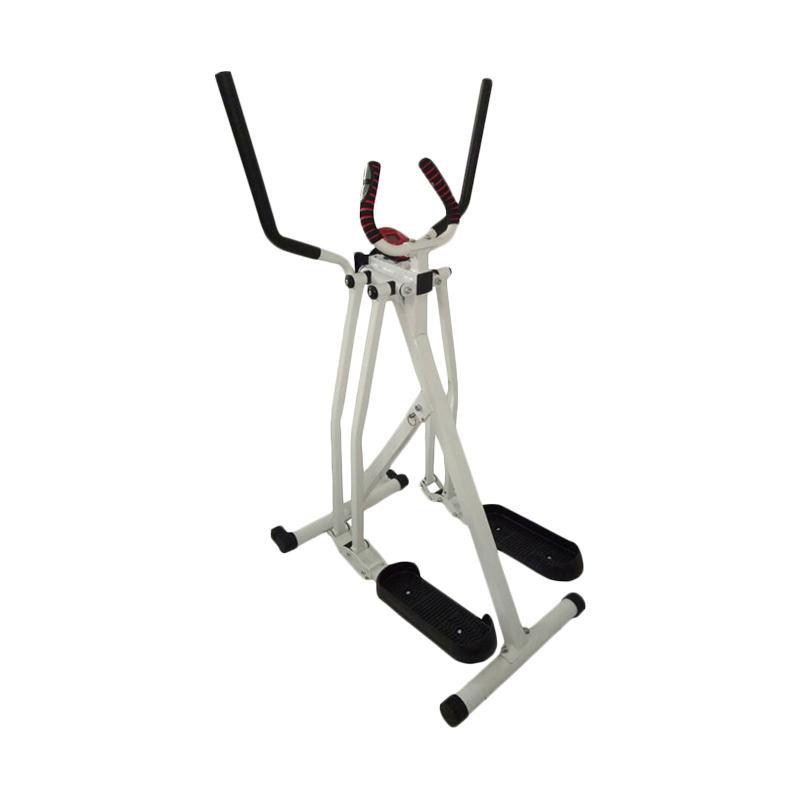 Total Fitness Air Walker Slimstrider Alat Fitness - White