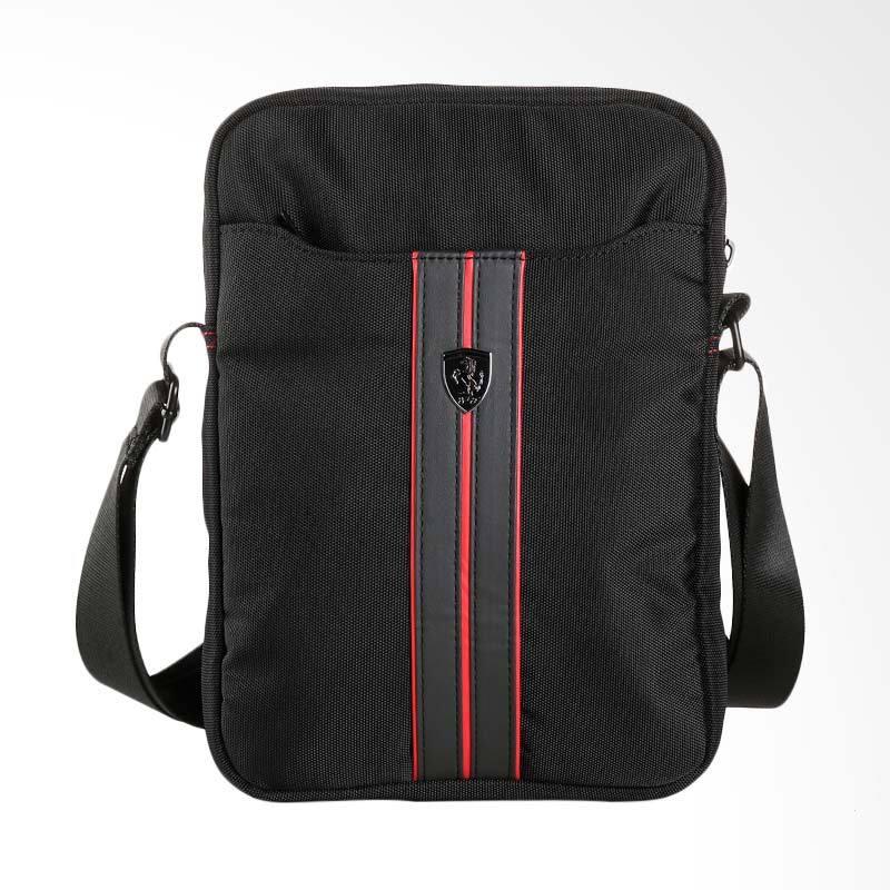 Ferrari Urban Tablet Bag - Black [10 Inch]