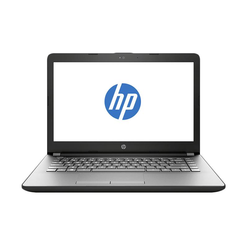 HP 14-BS003TU Notebook - Grey [Intel Celeron N3060/ Ram 4GB/ HDD 500GB/VGA Intel/DOS /14 Inch]