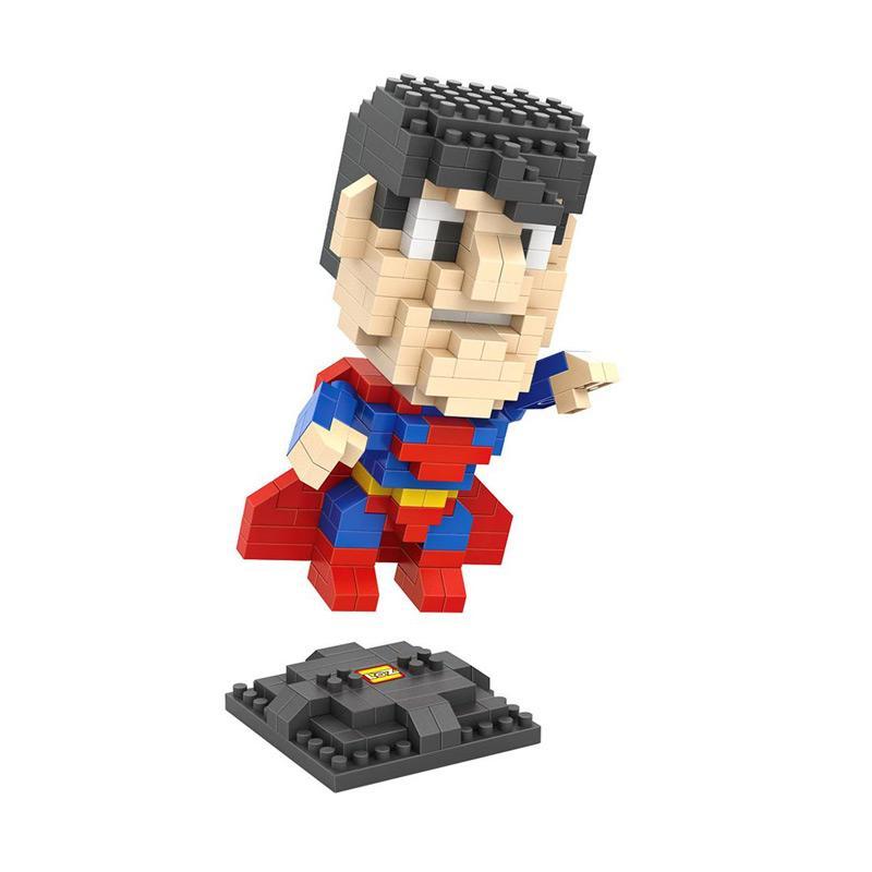 Loz Gift Large 9455 Superhero Mini Blocks