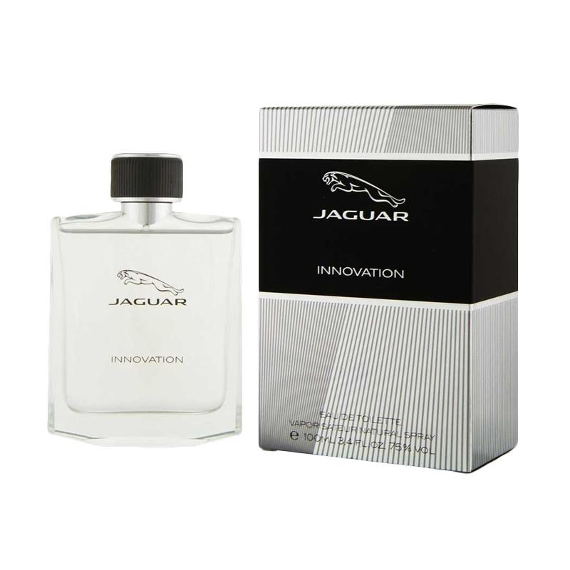 Jaguar Innovation Eau de Toilette Parfum Pria [100 mL]