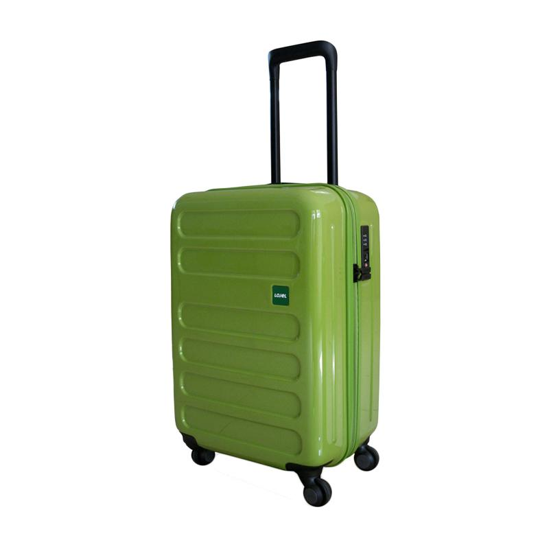 Lojel Nova Hardcase Koper - Green [Small/ 21 Inch]