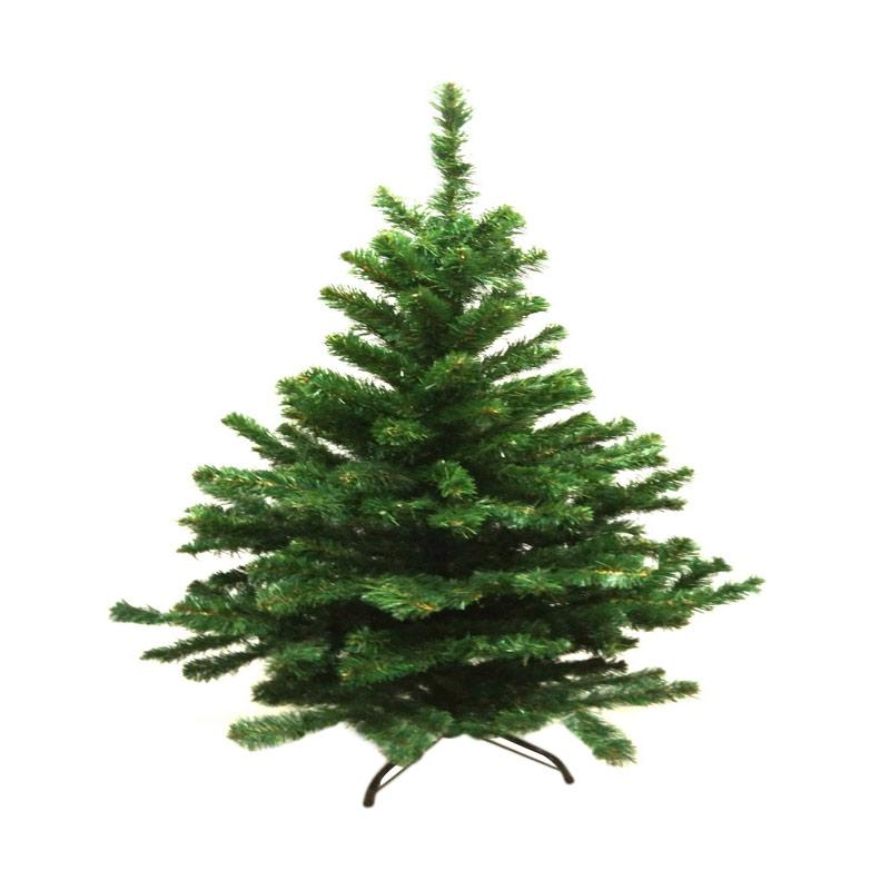 GT Flower Christmas Tree PVC 3507 Pohon Natal [7 Feet]