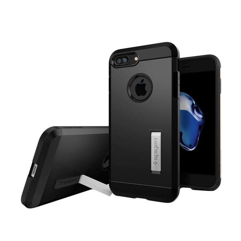 Spigen Tough Armor Casing for iPhone 7 Plus 2016 - Black