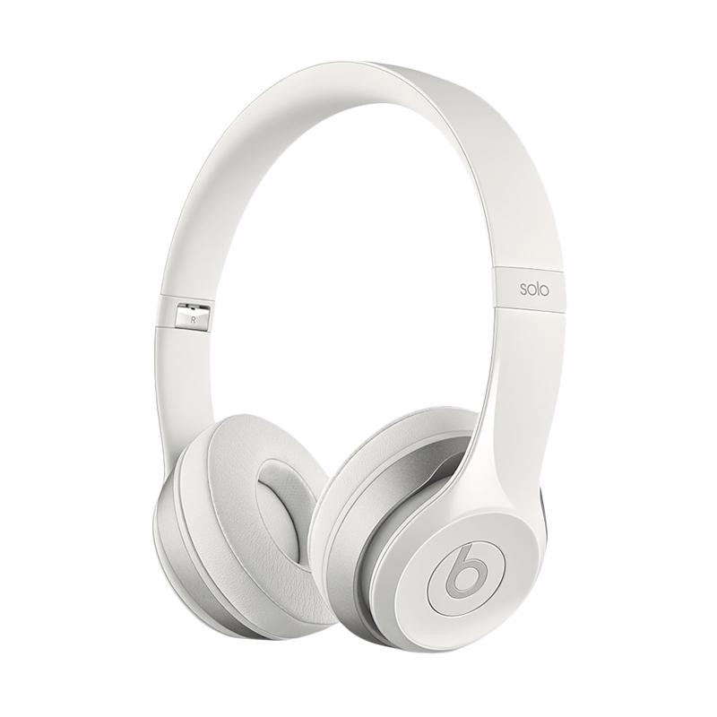 Beats Solo 2.0 On-Ear Headset - White