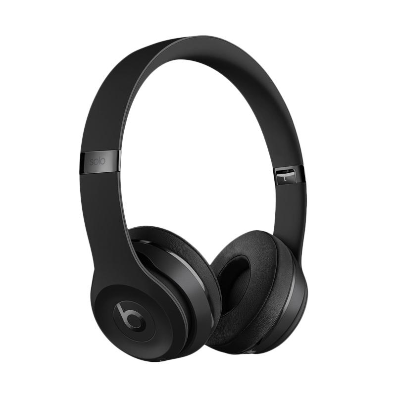 Beats Solo 3 Wireless On-Ear Headset - Black