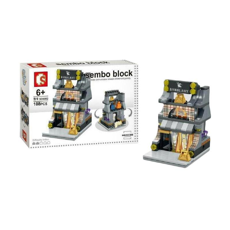 Sembo SD6062 Bb Store Mini Blocks