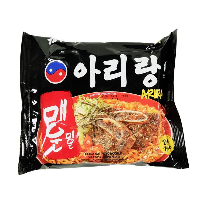 Arirang Extra Hot Noodle Mie instant