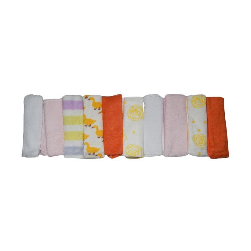Wonderland Motif A13 Baby Washcloth