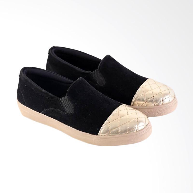 harga Garsel L544 Fashionable Casual Sepatu Wanita - Black Blibli.com