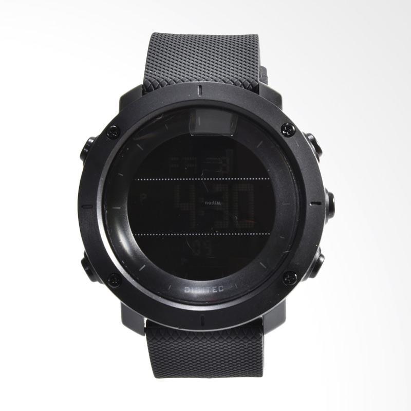 Digitec Jam Tangan Pria - Hitam DG3050-C