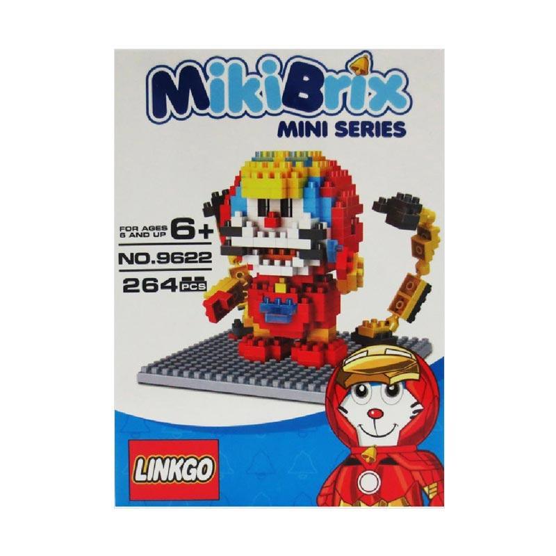 Linkgo 9622 De Im Diamond Blocks Mainan Blok & Puzzle