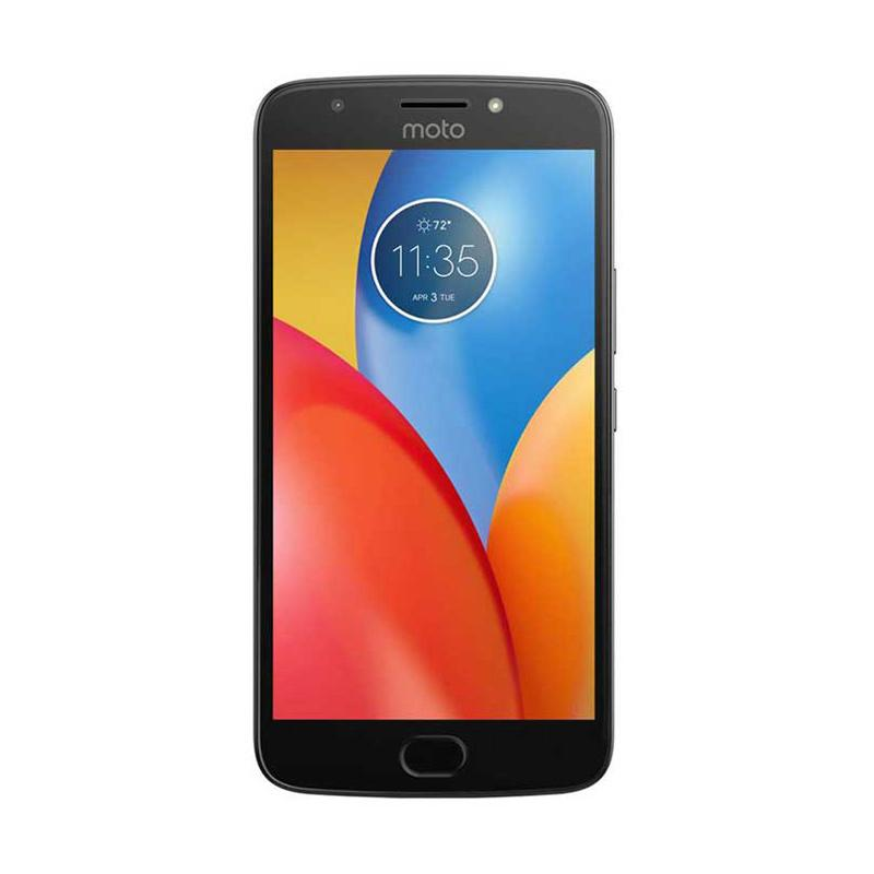 Motorola Moto E4 Plus Smartphone - Grey [32GB/RAM 3 GB] Garansi Resmi