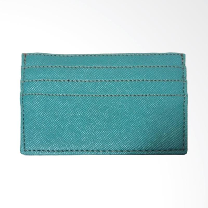 Garuda Shop Dompet Kartu Nama ATM KTP Card Holder Mini - Tosca