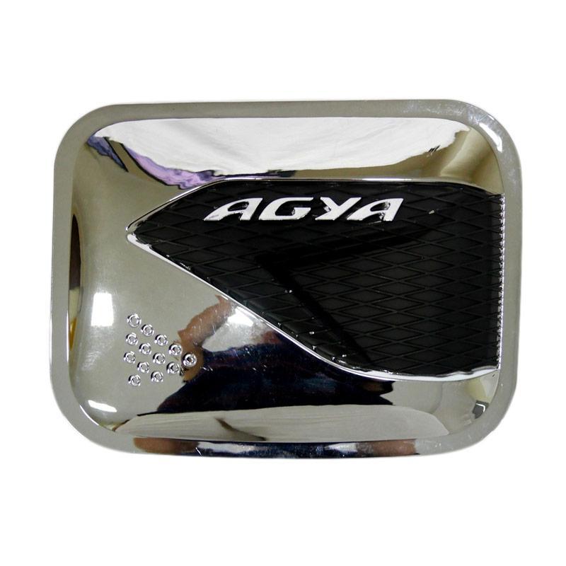 SIV I-CON TC AGYA EVO Tank Cover Tutup Tangki Mobil for Toyota Agya