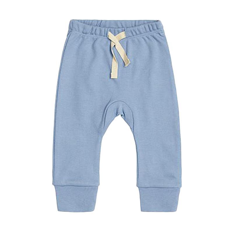 Abby Baby Heart Pants Celana Bayi - Blue
