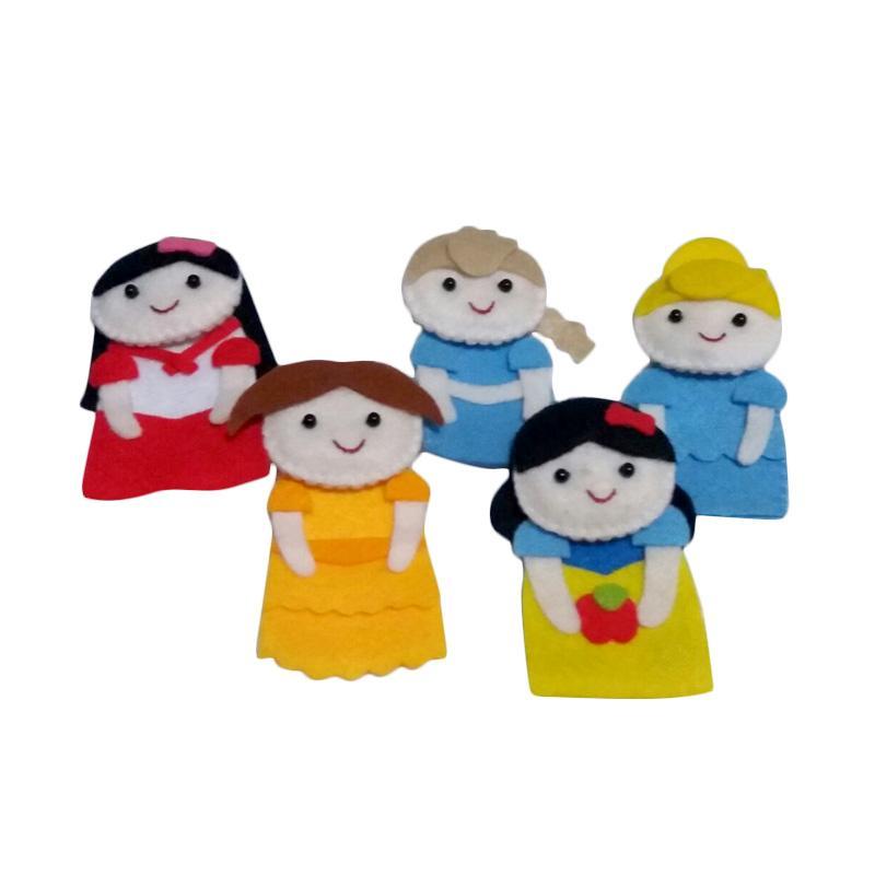Jual MILENAHAFIZAH Paket Seri Frozen 001 Boneka Jari  5 Pcs  Online - Harga    Kualitas Terjamin  2baca8b22c